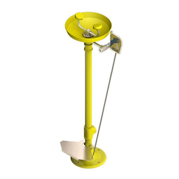 Hand & Foot Operated Emergency Eye Wash Fountains
